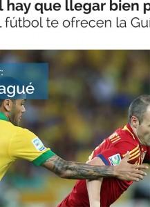 Top Futbol mundial 2014