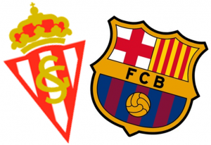 Sporting vs Barcelona