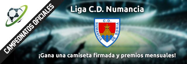 Liga CD Numancia