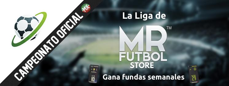 Mr Futbol Store - Campeonato