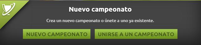 nuevo campeonato