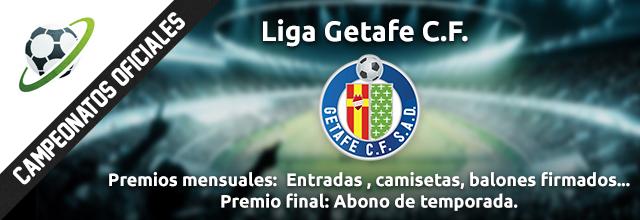Liga Oficial Getafe CF