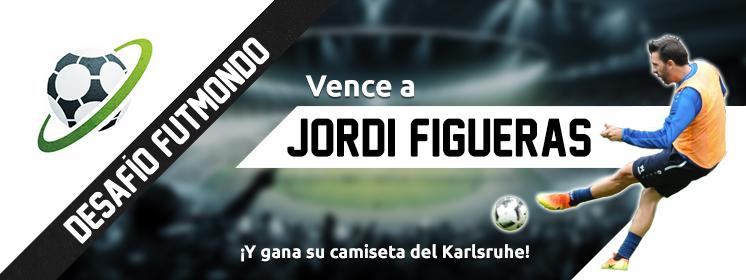 desafio Jordi Figueras
