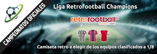 Retrofootball en Futmondo Champions
