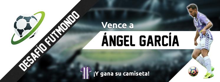 Desafío Ángel García