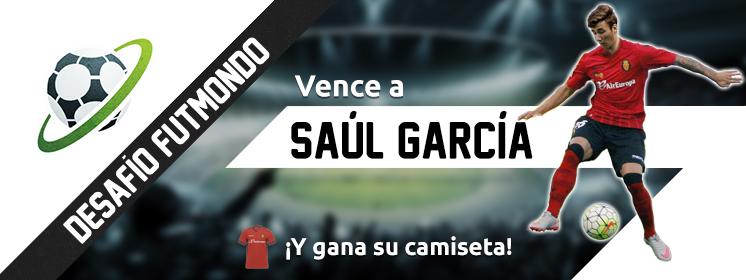 Desafío Saúl García