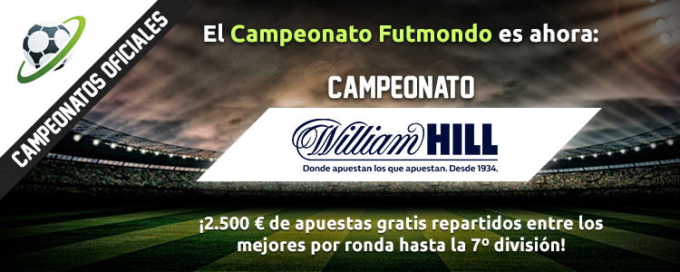 William Hill en futmondo