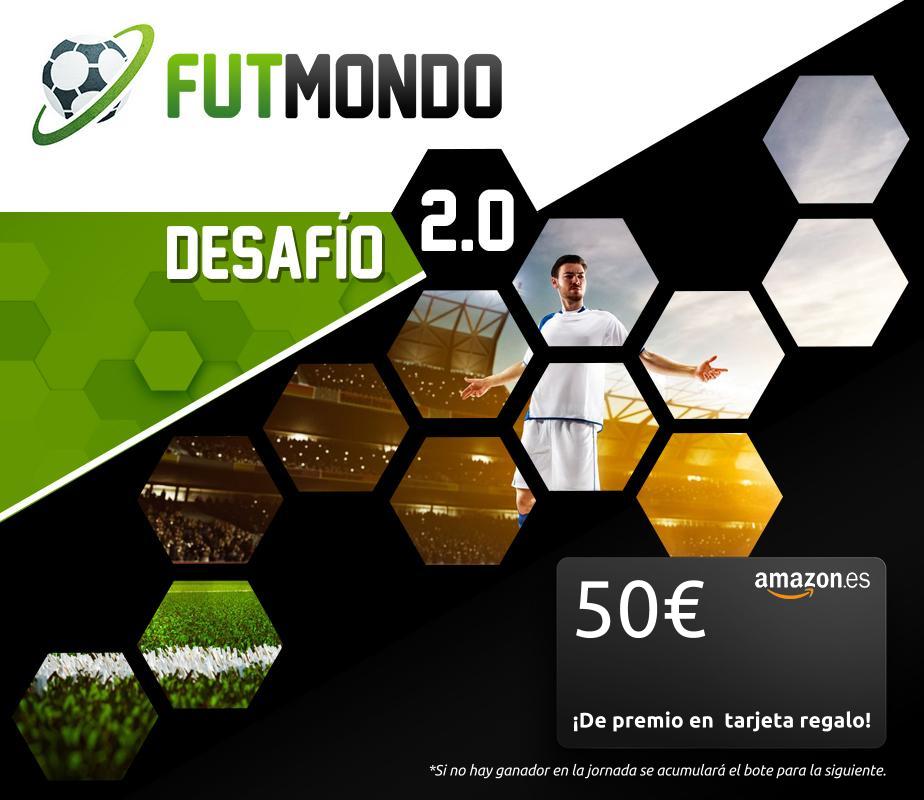 Desafío 2.0 en Futmondo