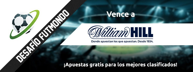 reto william hill en futmondo