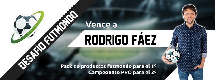 Desafío Rodrigo Fáez