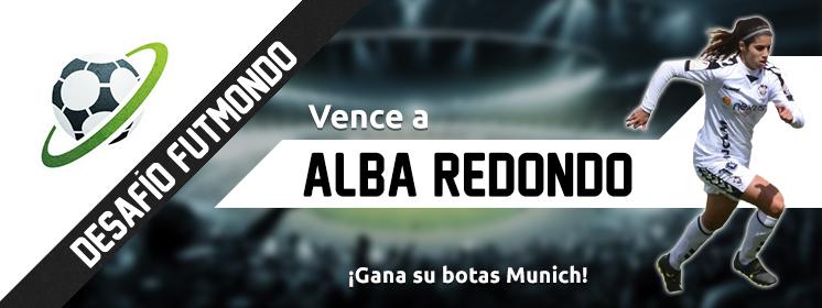 Desafío Alba Redondo