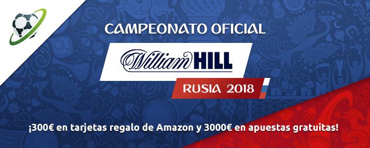 William hill mundial