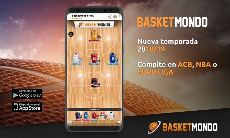 Alternativa Fantasy NBA Movistar
