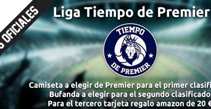 Liga Tiempo de Premier