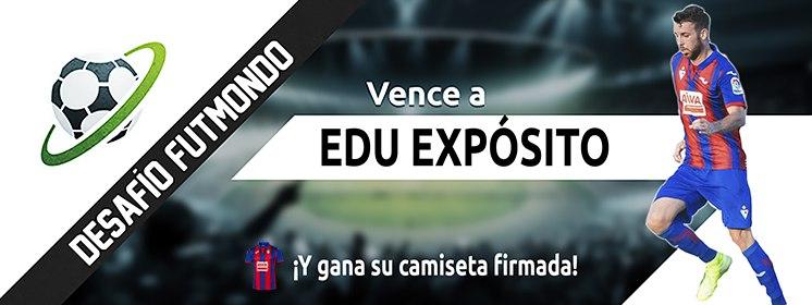 Edu Expósito en Futmondo