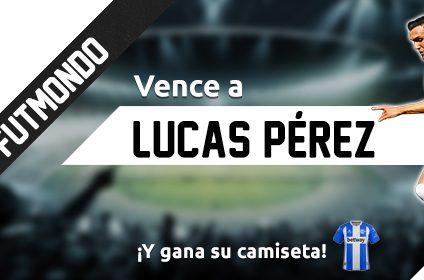 Lucas Pérez en Futmondo