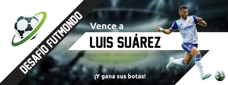 Luis Suárez en Futmondo