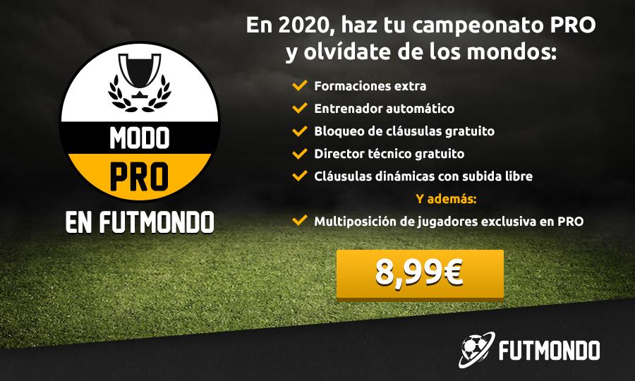 2ª vuelta de la liga Santander en futmondo