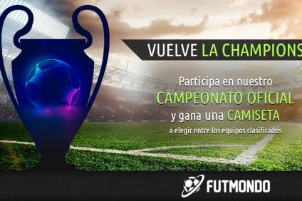 Vuelve la Champions