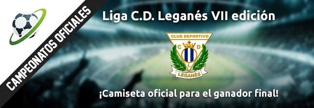 VII Liga Oficial CD Leganés