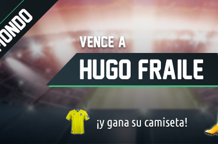 Desafío Hugo Fraile