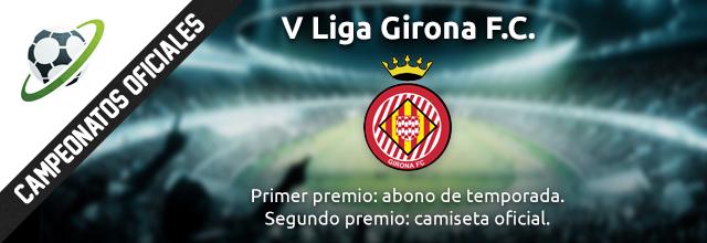 V Liga Girona FC