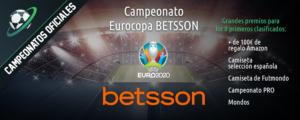 Campeonato oficial Betsson en futmondo